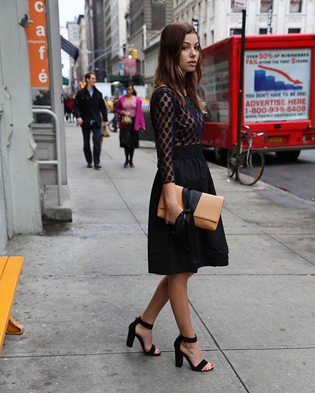 Always En Pointe ❤ shop through link #clutchbag #clutch #madeinnyc #ootd #model #ballerina
