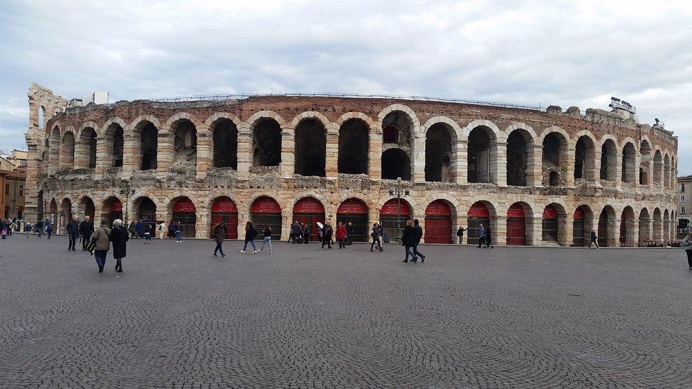 Arena di Verona - Piazza Bra