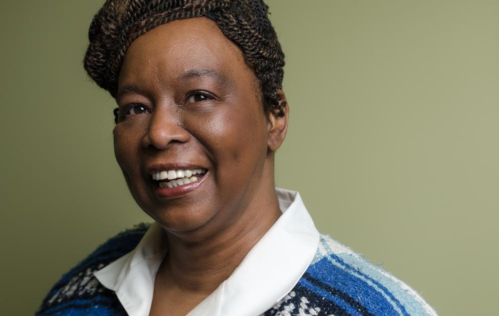 Pastor Joy Johnson, President