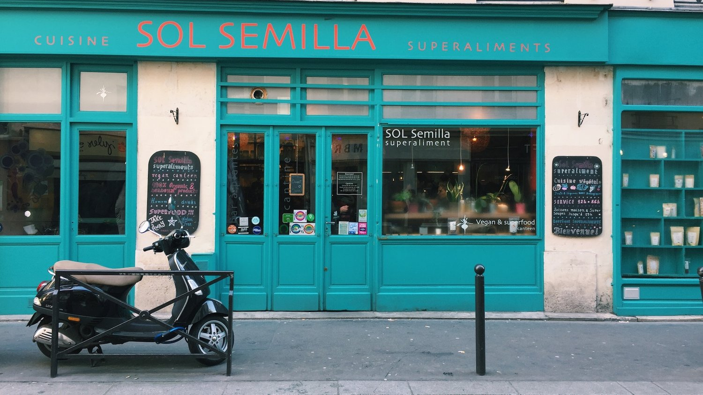 Sol-Semilla Restaurant
