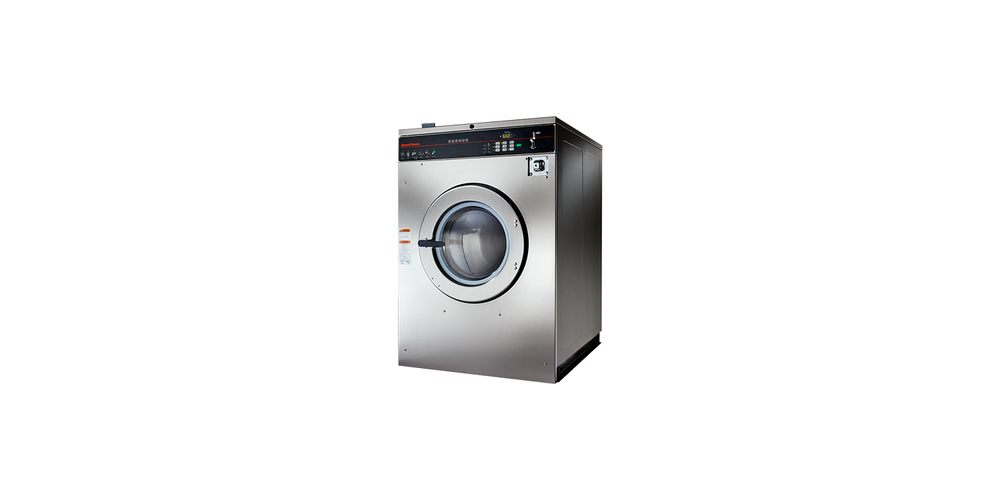 Vended Coin Operated Hardmount Washer Extractor