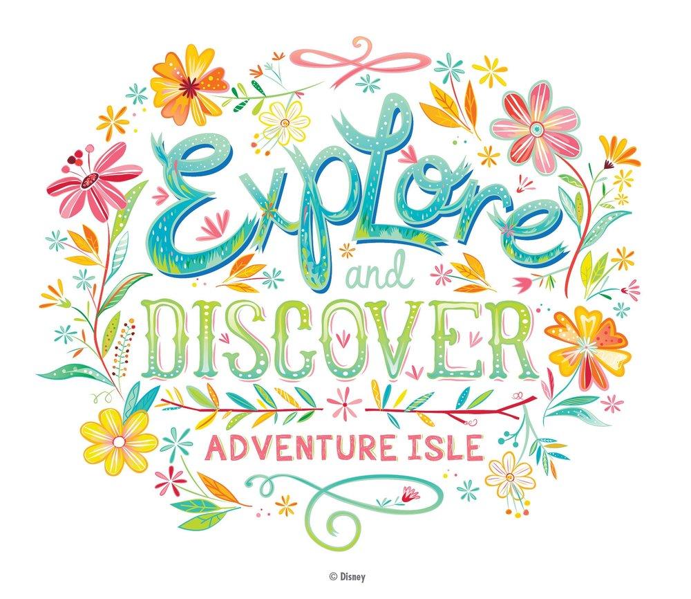 SHDR Adventure Isle