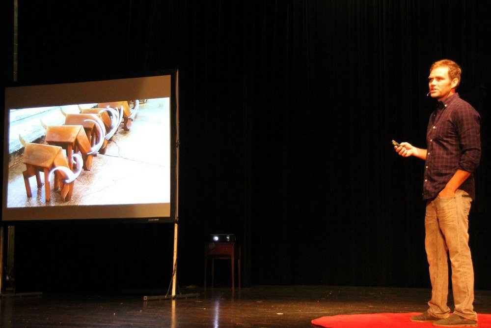Thanks Tedx Douglasville, Douglas County Sentinel and the other Tedx Douglasville speakers. It was a great experience.
