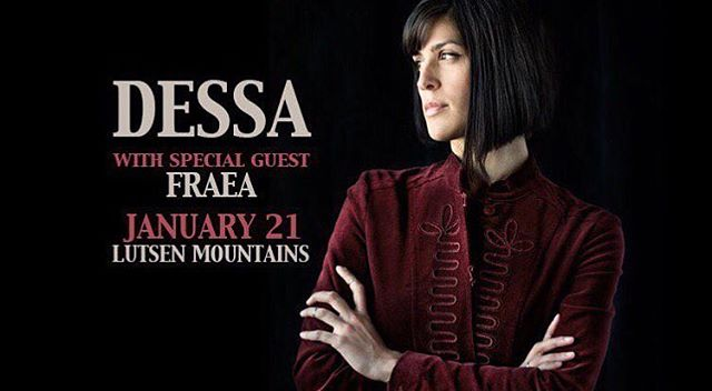 Who's gonna head to Lutsen mountain with us plus @dessa for a little January getaway? Chat fireside and cartwheel thru the half pipe with our crew? Get tix! Link in bio-0-o. Fuuuuuun.