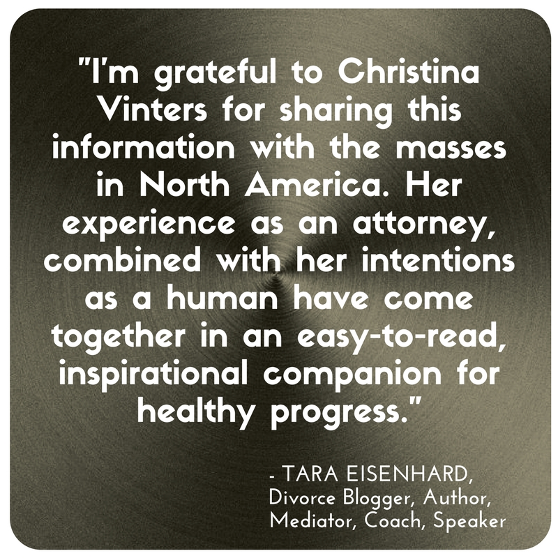 Review for Christina Vinters: Pathways to Amicable Divorce