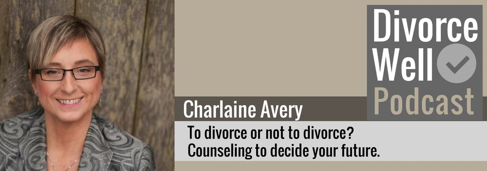 Divorce Well Podcast, hosted by Christina Vinters