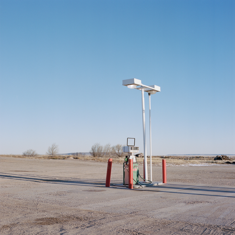 Valerie Chiang, Gas Station, 2015