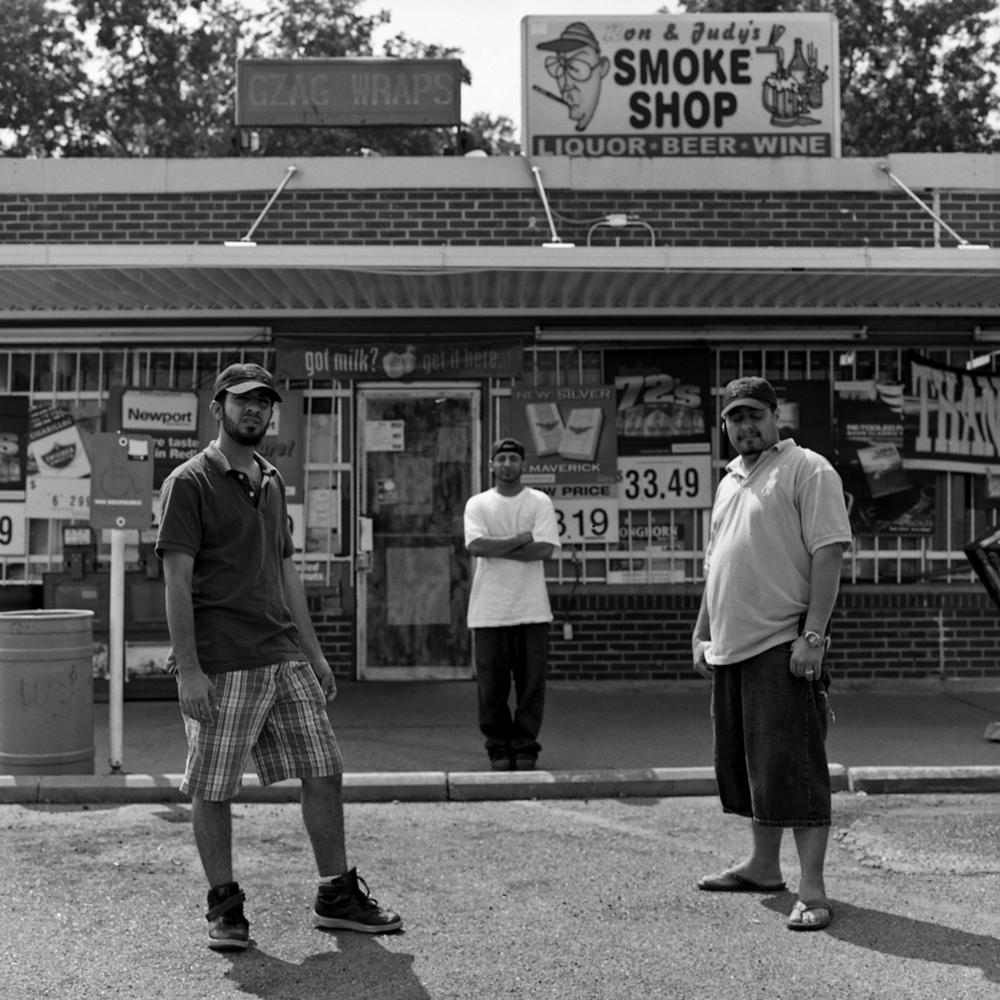 Diane Durant, Ron & Judy's Smoke Shop, Tallulah LA, 2013