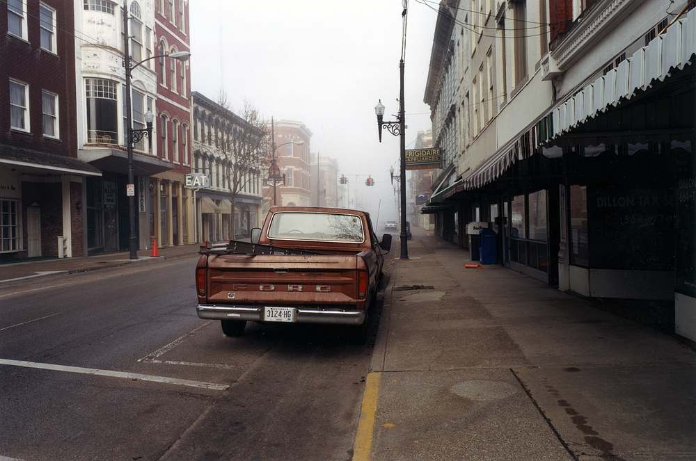 Sandy Sorlien, Second Street, Maysville, Kentucky, 2003
