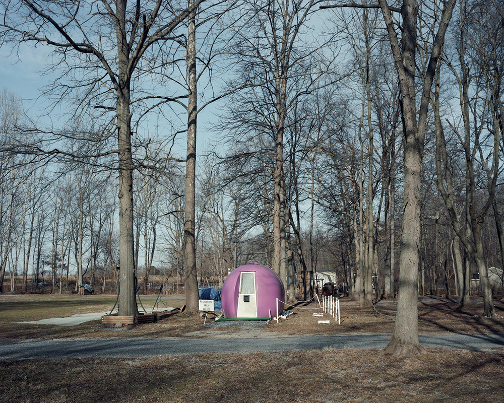 Christine Welch, Between Clear Spring and Dillsburg, PA, 2011