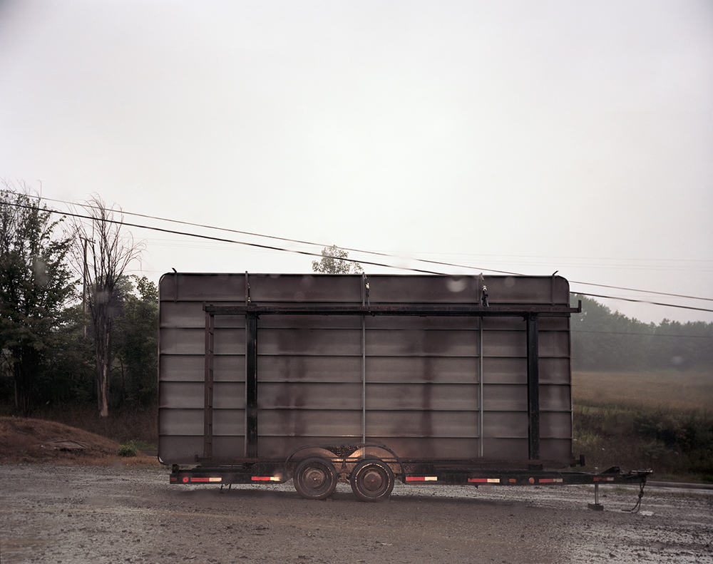 Christine Welch, Route 6 Between Mansfield and Wellsboro, PA, 2011