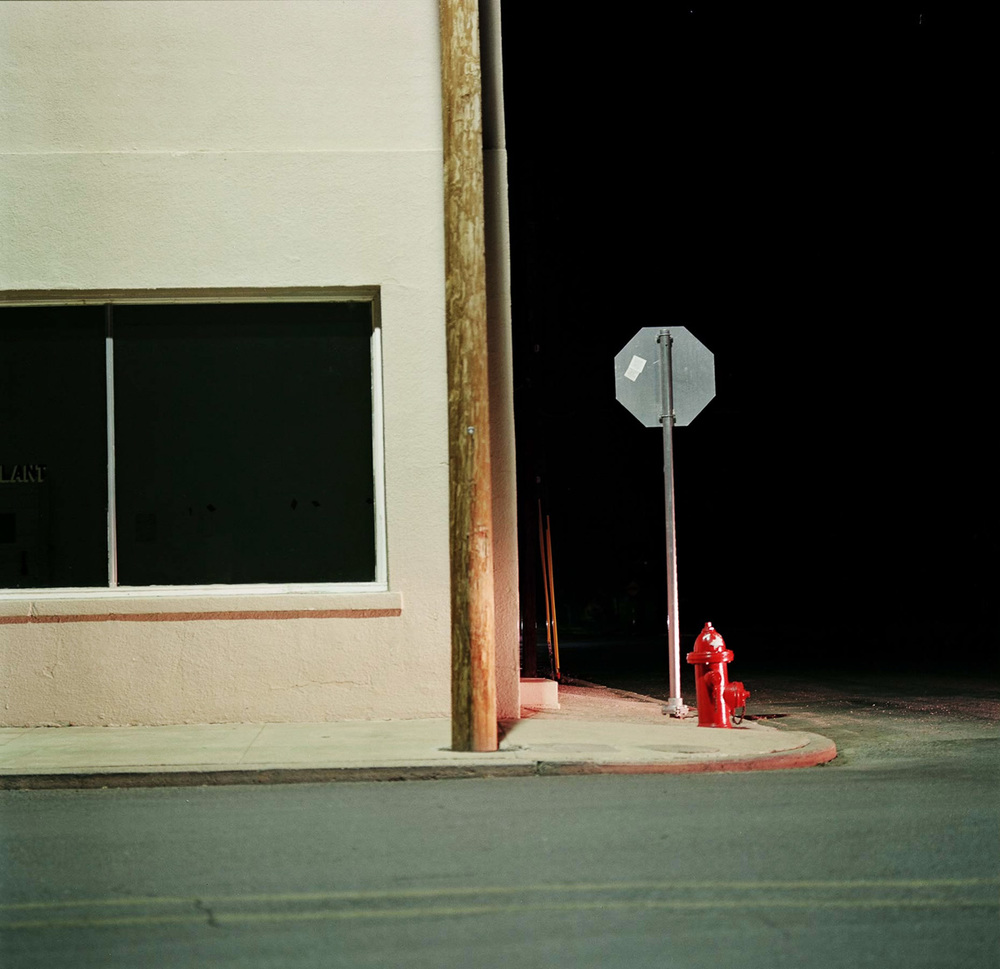 Allison V. Smith, Locker Plant. Marfa, Texas, 2004