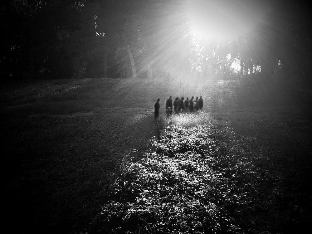 Angela Bacon-Kidwell, Gathering, 2012