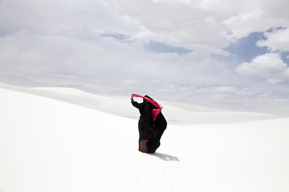 1.Sama Alshaibi,Ta'shir (Marking), 2010