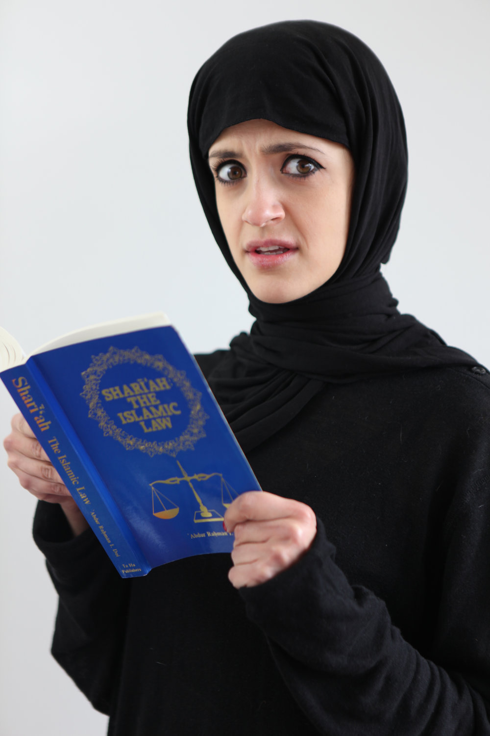 Sarah Maple, Sharia Law The Second