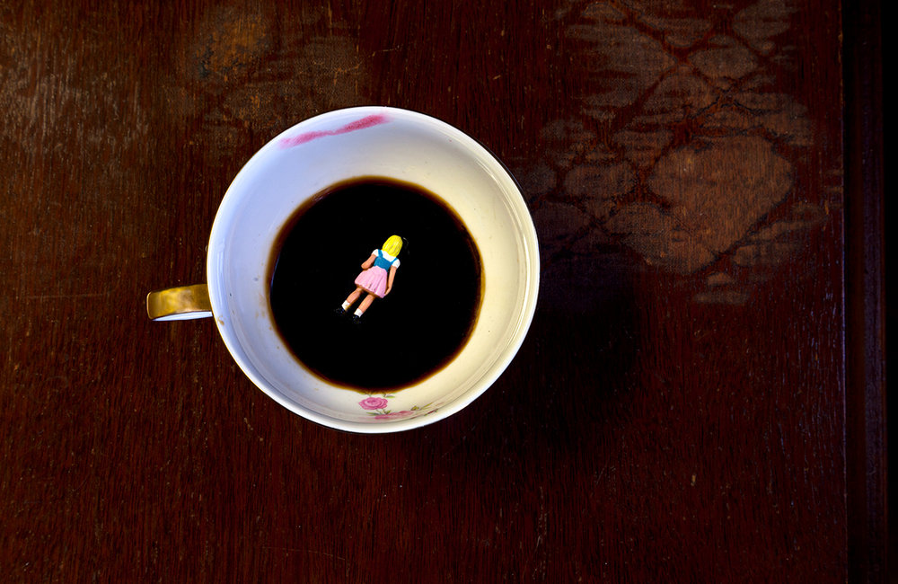 Ginger Cook, The Coffee Cup