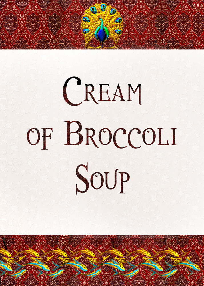 India Palace cream of broccoli soup.jpg