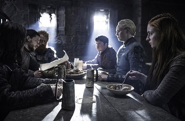 Castle Black - Dinner