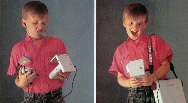 Game Boy Kid
