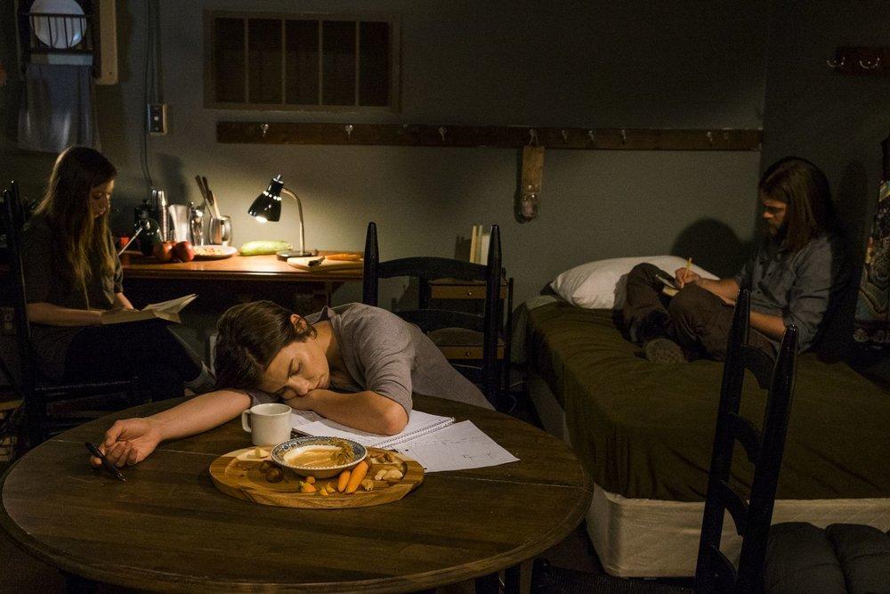 Inside the 'Writers Room' on The Walking Dead