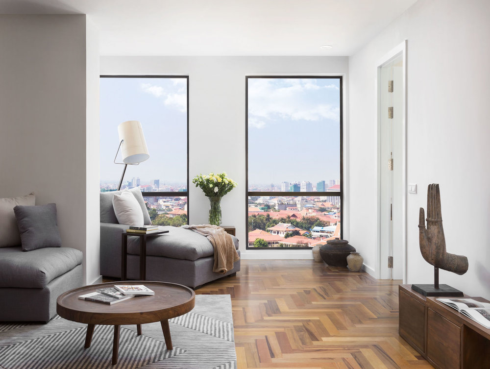 bedroom lounge furniture 2 bed condo habitat