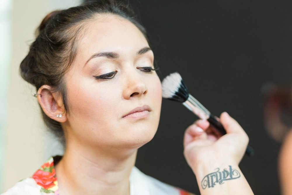 kree pena makeup artist