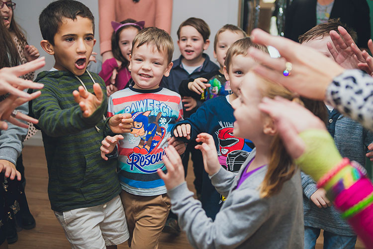 ONE MILLIONhappy and healthykidsentertained. -