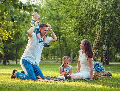 Family Mystery Picnics -