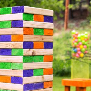 Gigantic Garden Games - DIY Kit -