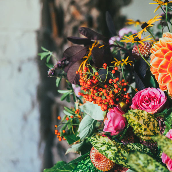 Wine Nights - Flower Arranging Class -