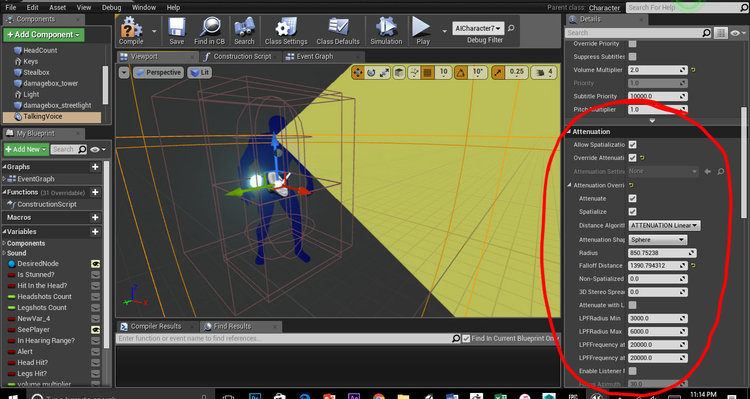 How to create randomized idle chatter for characters in unreal a now the scripting begins go into the event graph rightclick and type add custom event title this event as idle chatter then drag from the node and malvernweather Gallery