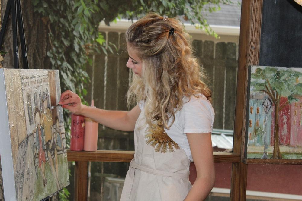 Ford Franklin Tn >> Local Artist Spotlight: Hannah Clayton — Native in Nashville