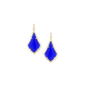 """""""Alex"""" Earrings in Cobalt by Kendra Scott"""