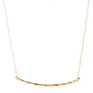 Tanar Bar Small Necklace by Grjana