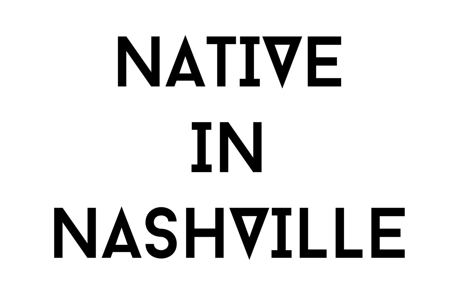 Native in Nashville ™