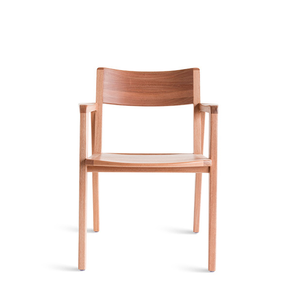 Outdoor Dining Chair, Brazilian Furniture, Modern Brazilian Furniture, Wood  Armchair