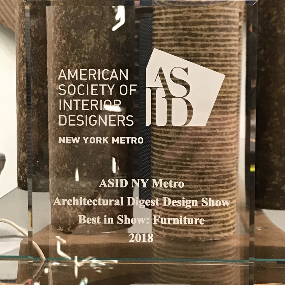 Ad Design Show 2018 Best In Furniture By The American