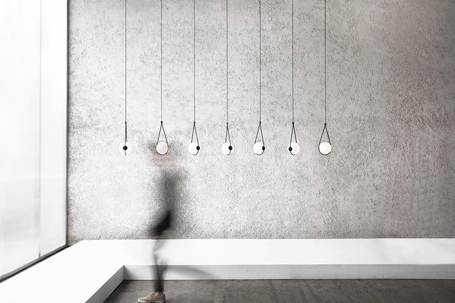Corda Lamps  by Guilherme Wentz