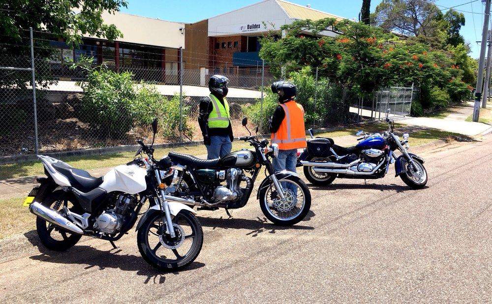 Harley Davidson Motorcycle School