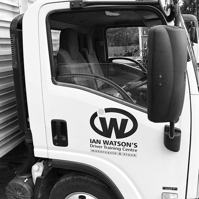 www.ianwatsonstruck.com #truck #rig #school #isuzu