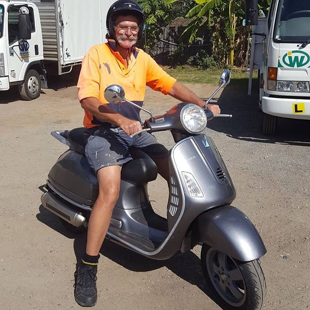 Get your #scooter #vespa #licence at www.ianwatsons.com