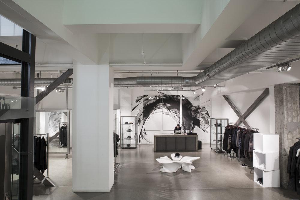 Assin Store Melbourne Designer Luxury Shopping