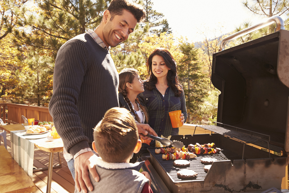 If kids aren't ready to man the grill just yet, there are other ways to involve them.