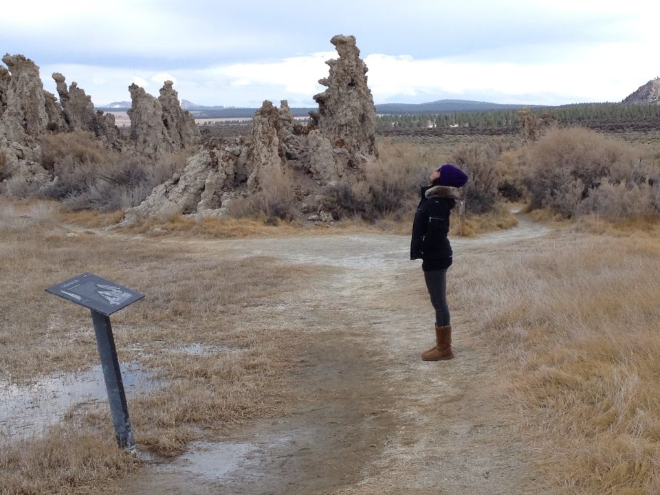 Photo Taken @ one of the most beautiful places in the world -Mono Lake, California. Visit  monolake.org
