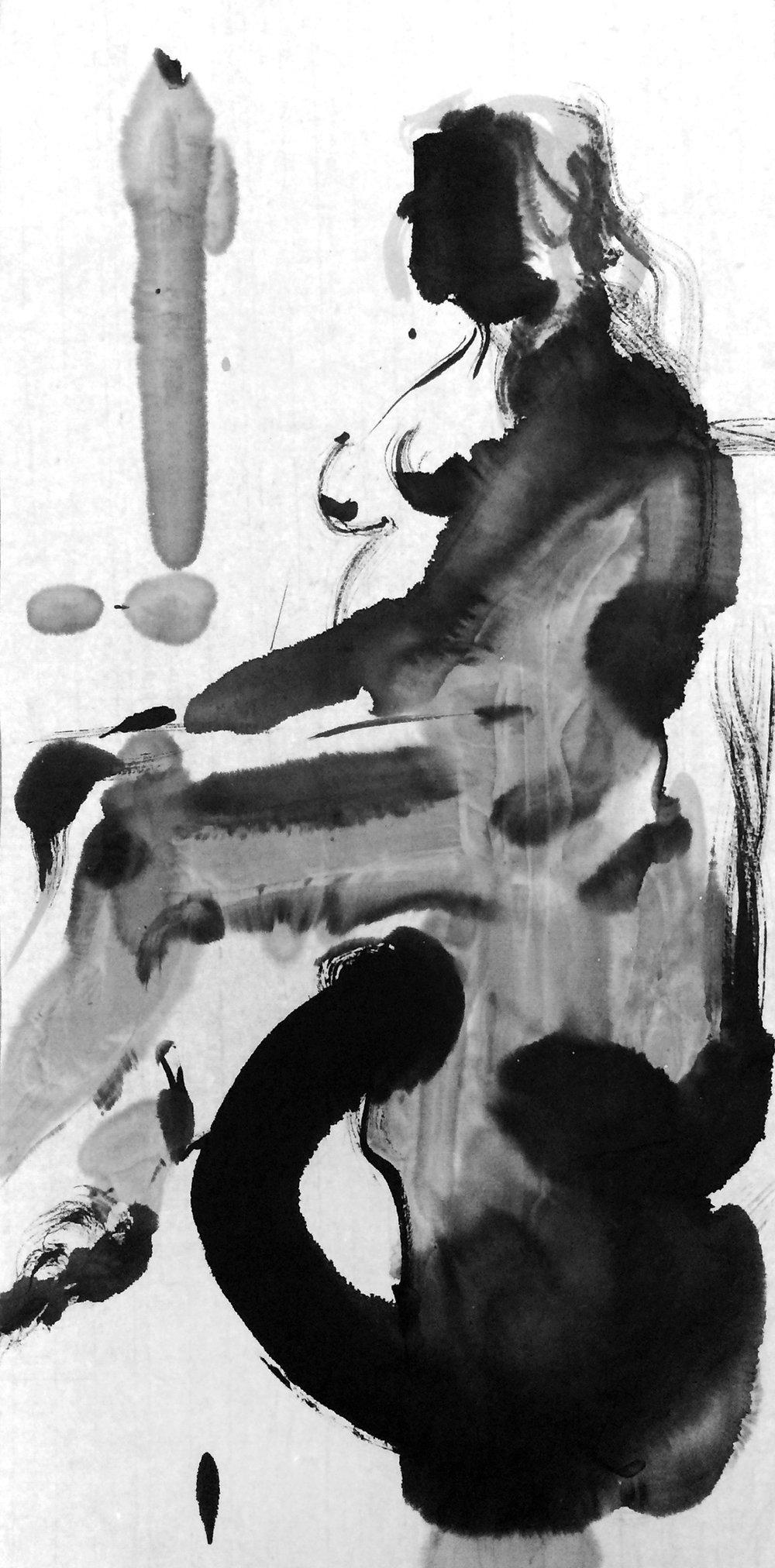 Ten drawings of one woman - II.jpg