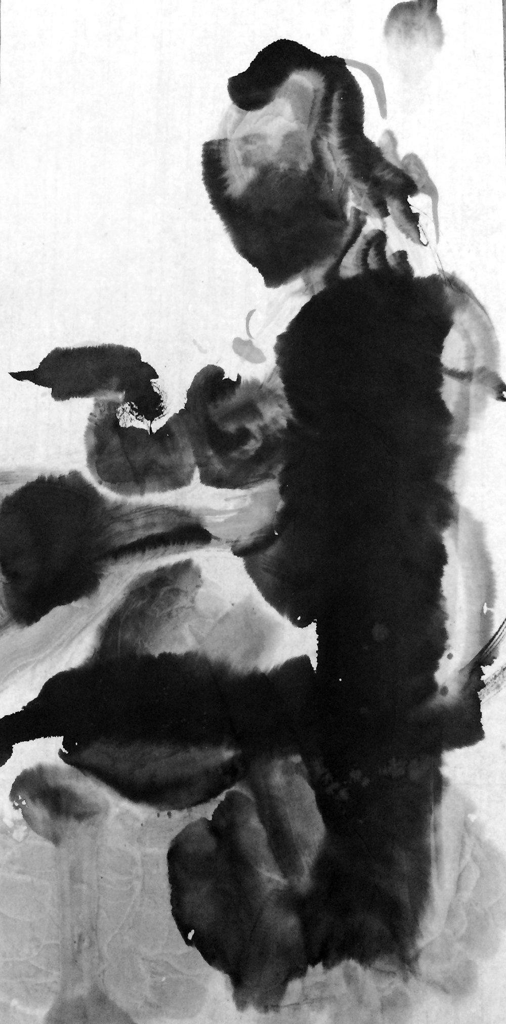 Ten drawings of one woman - V.jpg