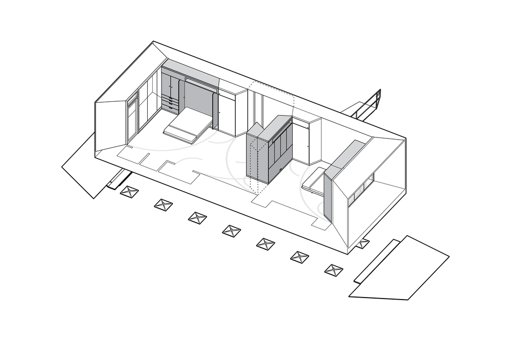 AXONOMETRIC   dynamic orientation 1