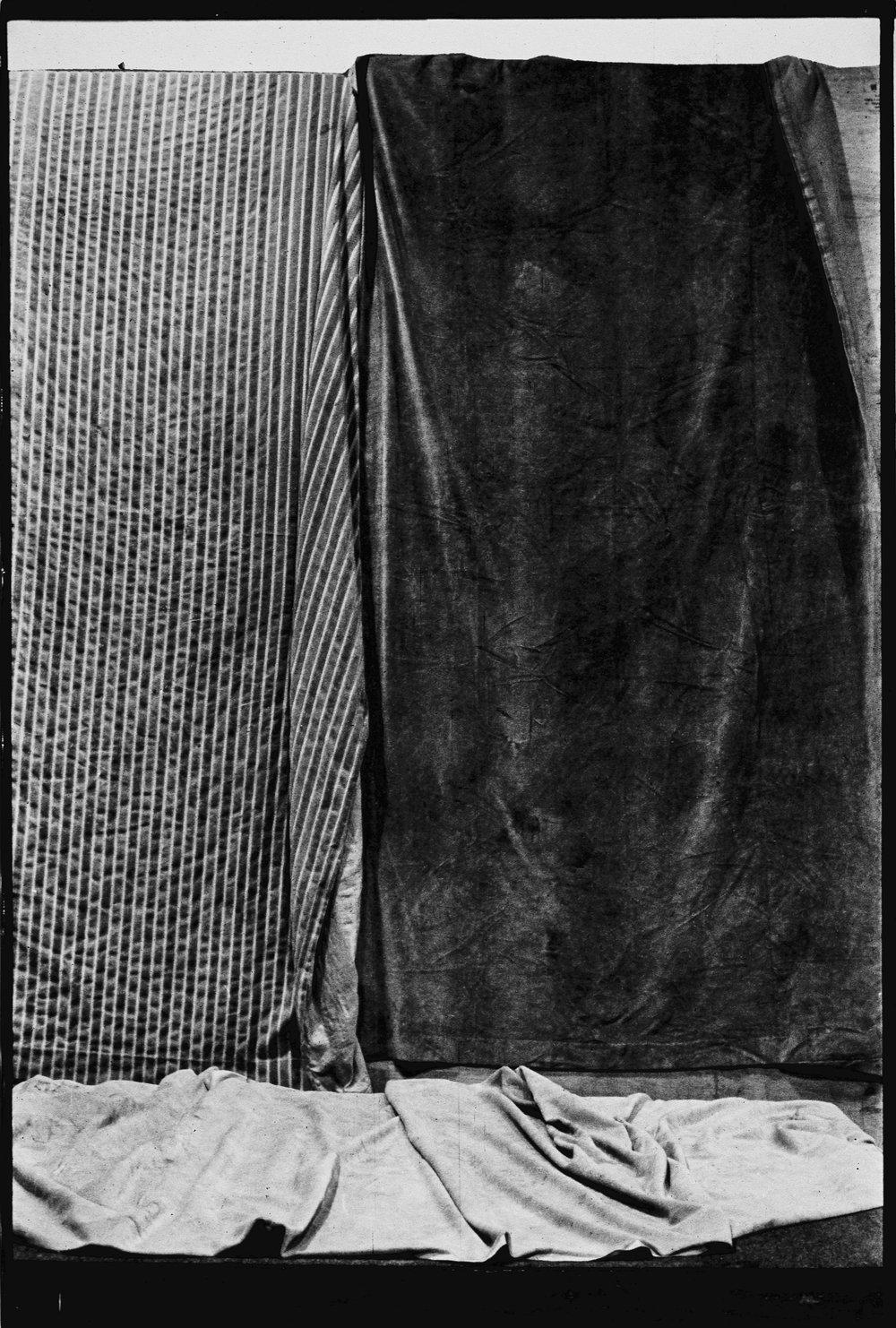 Absent Nude III . Rijksakademie, Amsterdam. 1981