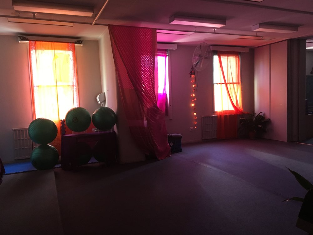 Group classes at the beautiful studio at St Vincent's Melbourne Level 2 Aikenhead wing, 27 Victoria Street Fitzroy @yogastvincent for more info