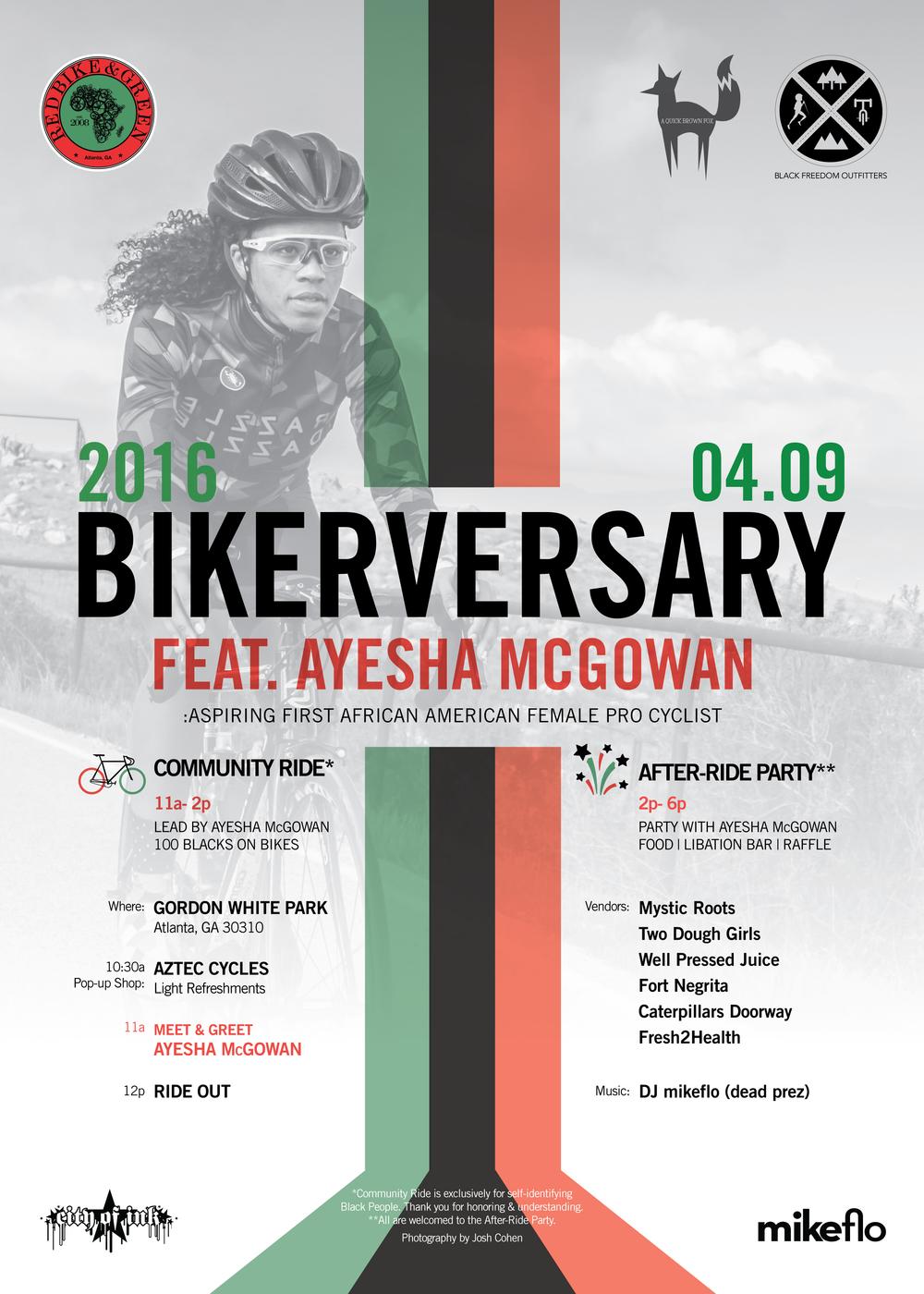 2016 Bikervesary